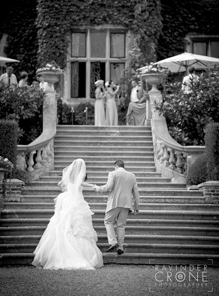 A favourite image from a wedding at Eastwell Manor, Ashford, Kent